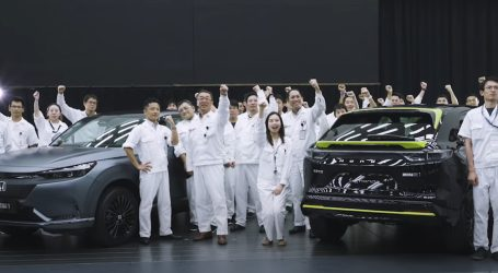 Honda u Kini pokreće proizvodnju serije električnih automobila