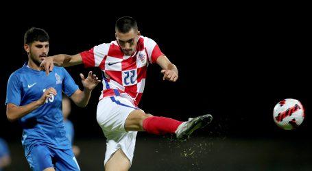 Na krilima Roka Šimića mladi Vatreni upisali uvjerljivu pobjedu u Azerbajdžanu