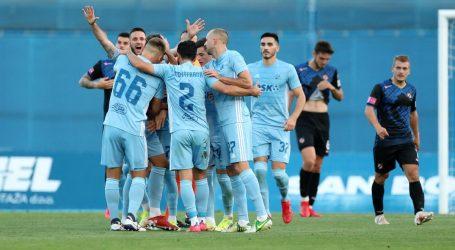 Dinamo s osam pogodaka u mreži Šubarića ispratio 'Crne' s Maksimira
