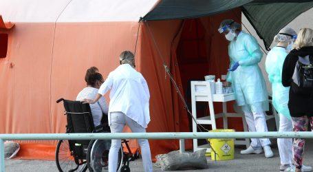U Sloveniji 489 novozaraženih, val epidemije u padu