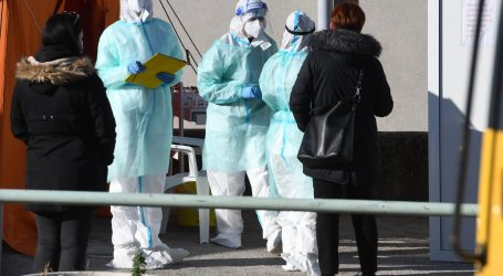 Sve je više ljudi na respiratoru: U Hrvatskoj 170 novooboljelih, preminulo šest osoba