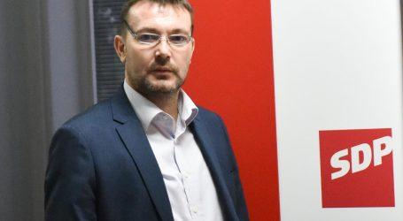 """Arsen Bauk: """"Nema raskola, SDP je jedinstveniji nego što je bio u zadnjih desetak godina"""""""