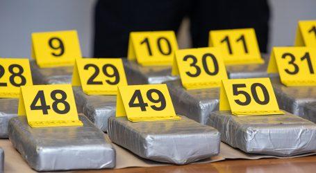 Na istarskom području uhićeno 11 ljudi zbog droge, prekinut krijumčarski kanal heroina iz BIH