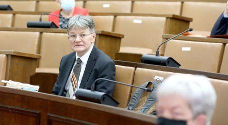 Napokon izabran predsjednik Vrhovnog suda: Radovan Dobronić dobio 120 glasova saborskih zastupnika
