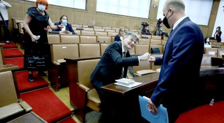 Saborski Odbor za pravosuđe o kandidatima za predsjednika VS-a, vladajući će podržati Dobronića i Mrčelu