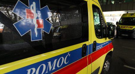 Policija objavila detalje nesreće kod Otočca: Djevojčica na mjestu umrla, drugo dijete hitno prevezeno u Zagreb