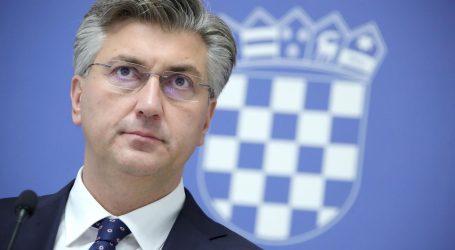"""Plenković: """"HDZ poštuje i prihvaća presudu"""""""
