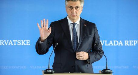 """Plenković: """"Nije mi jasno zašto se kreira panika u javnosti i kako su rate kredita postale aktualna tema"""""""