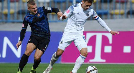 Dragovoljac nadoknadio dva gola zaostatka i s igračem manje izvukao bod protiv Lokomotive