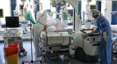 Raste broj ljudi na respiratoru: 1.007 novih slučajeva zaraze, preminule 24 osobe