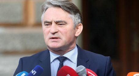 """Komšić: """"Dodika treba uhititi, jer ruši ustavni poredak"""""""