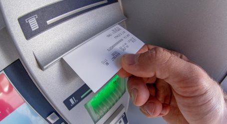 Dodatna regulativa zaštite: Pola bankomata u Hrvatskoj uskoro bi moglo biti ukinuto