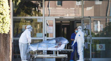 Stožer objavio brojke: Pada broj zaraženih, 18 osoba preminulo, na respiratoru još uvijek 122 pacijenta