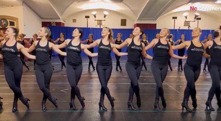 New York: Plesačice Radio City Rockettesa počele pripremati božićni program