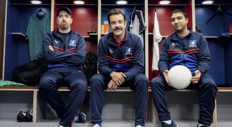 Kako je trener engleskog tima postao zvijezda serije 'Ted Lasso'