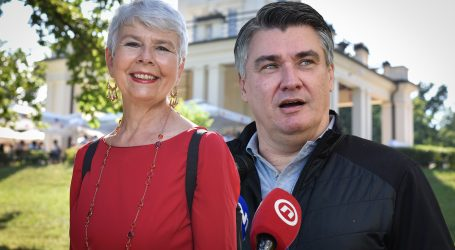 """Jadranka Kosor demantirala Milanovića: """"Dragi predsjedniče, EK nam nije pisala Zakon"""""""