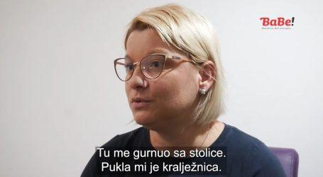 """Prva hrvatska Laura s imenom i prezimenom: """"Mama, ja ću pripasti tati jer je teti s plavom kosom dao plavu kuvertu"""""""