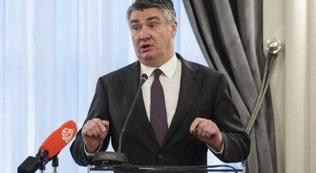 """Milanović: """"Sutra od nas očekuju da čuvamo Schengen, čime? Lepezama?"""""""