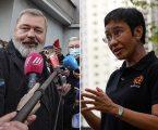 Nobel novinarima znači da je sloboda govora ugroženija no ikad