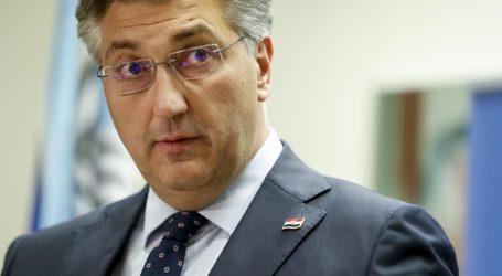 """Plenković smatra da se ne treba ispričati nakon presude: """"No way. Sanadera meni prišiti neće nitko!"""""""