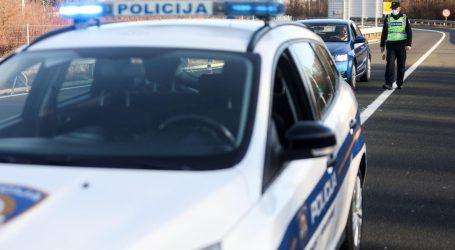 U prometnoj nesreći na autocesti A3 ozlijeđena dva policajca