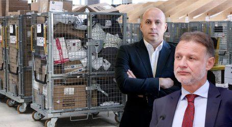 Hrvatska pošta pod istragom AZTN-a jer jedina u EU-u naplaćuje naknadu za 'kontrolni pregled' malih pošiljki