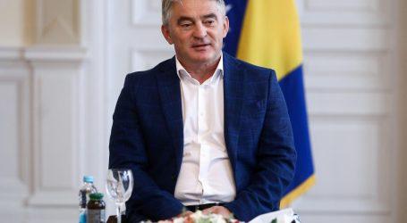 Komšić najavio kako će se odlučno boriti za BiH kao građansku državu